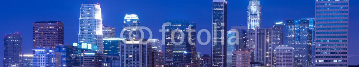 63650031 – United States of America – Los Angeles at night