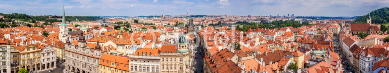 63861196 – Ukraine – Karlov or charles bridge in Prague in summer