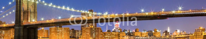 64227194 – Thailand – Brooklyn bridge New York