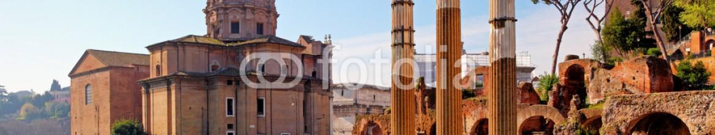 64257300 – Italy – Forum Romanum – Rome, Italy