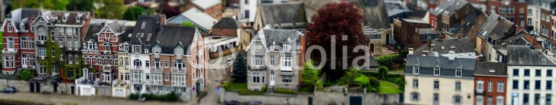 64645846 – Russian Federation – The bird's eye view of Namur