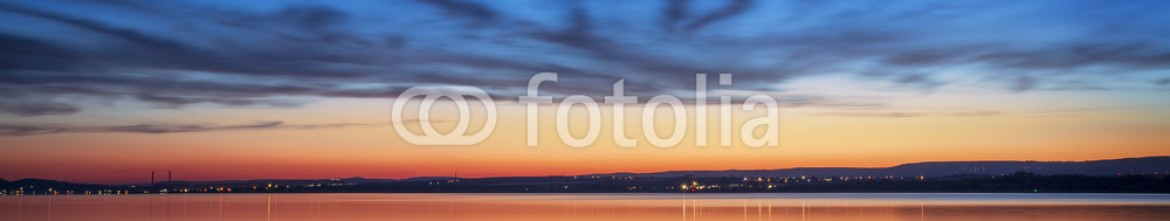 64837439 – Bulgaria – Sunset over the sea