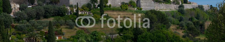 65946124 – France – The village of Saint Paul de Vence
