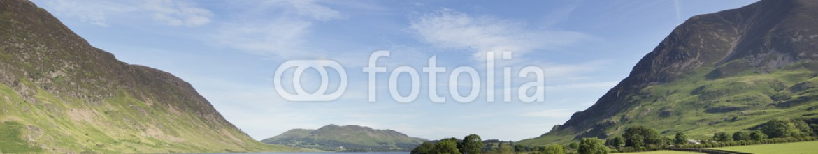 66576602 – United Kingdom of Great Britain and Northern Ireland – buttermere lake in the lake district, cumbria, england