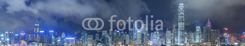 66965669 – Hong-Kong – Victoria Harbor of Hong Kong