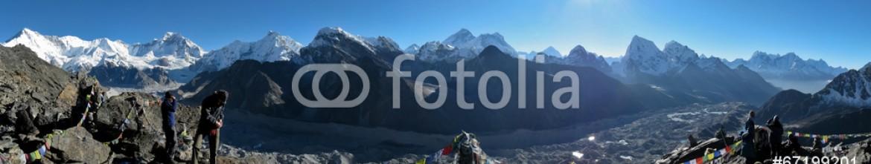 67199201 – Nepal – Himalayan Panorama