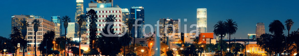 67339216 – United States of America – Los Angeles at night