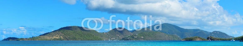 67717262 – United States of America – Virgin Islands Beach