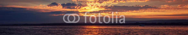 67889493 – Bulgaria – Beautiful cloudscape over the sea