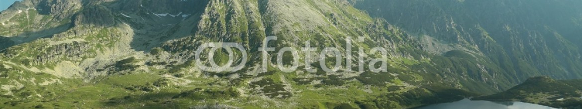 67924446 – Poland – Valley of five ponds in the Tatra Mountains, Poland