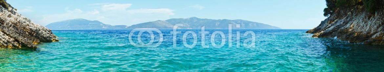 67953310 – Ukraine – Summer view of Ithaka island (Greece)