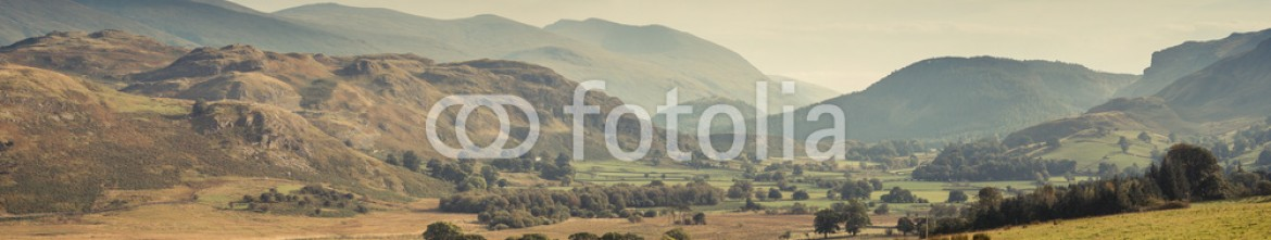 68436888 – United Kingdom of Great Britain and Northern Ireland – A valley in the Lake District, UK