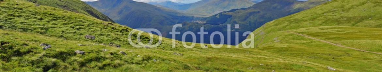68998835 – Ukraine – Scottish mountains