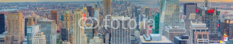 69029830 – United States of America – Paesaggio urbano di new york con grattacieli