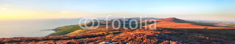 69458830 – Isle of Man – Panoramic view from Cronk ny Arrey Laa – Isle of Man
