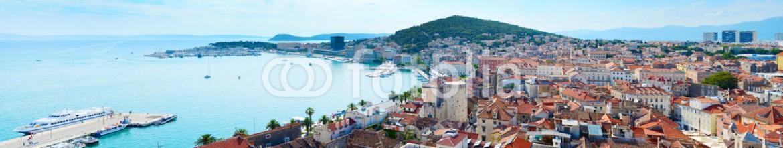 69686181 – Croatia – Split panorama