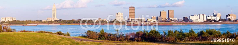 69951510 – United States of America – Panoramic Baton Rouge