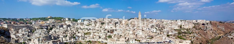 69997416 – Italy – Matera, panoramic view
