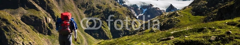 70368600 – Italy – trekking in alta montagna