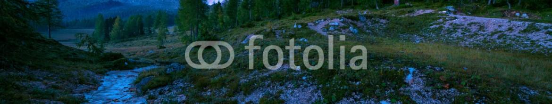 70667752 – Hungary – Becco di Mezzo mystical landscape of mountain