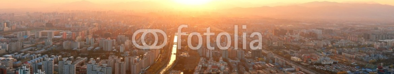 70675721 – United States of America – Beijing sunset