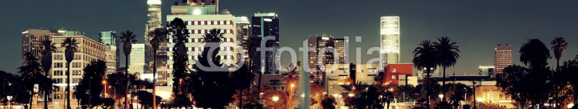 70678143 – United States of America – Los Angeles at night