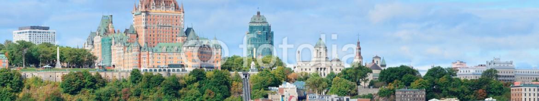 70678816 – United States of America – Quebec City skyline