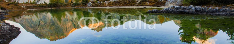 71245220 – Czech Republic – Limides Lake and Mount Lagazuoi, Dolomites