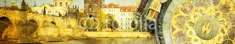 71324977 – Turkey – Old Prague city vintage card