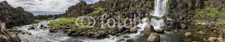 71729546 – Iceland – Oxararfoss