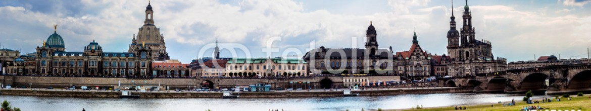 71973283 – Ukraine – Huge panorama of Dresden, Germany. Cityscape. Skyline
