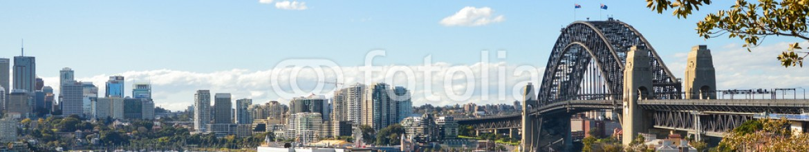 72584950 – Australia – Panoramic Lookout of Sydney Harbour Bridge