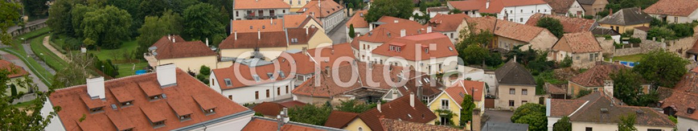 72743433 – Hungary – Panorama of Veszprem