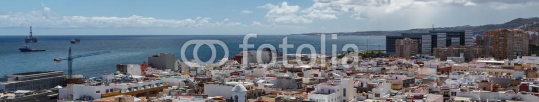 72829405 – Spain – Las Palmas de Gran Canaria. The Canary Islands. Spain