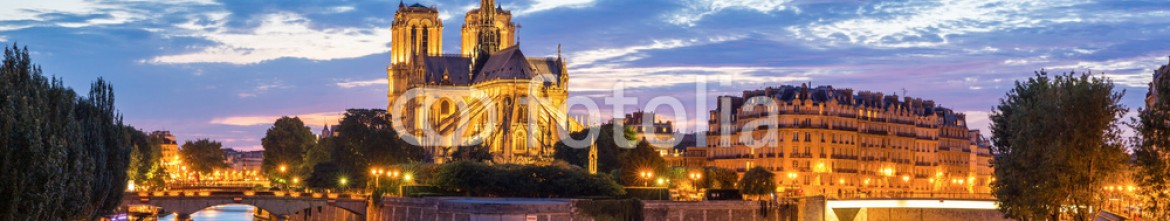 73022459 – Thailand – Notre Dame Cathedral Panorama