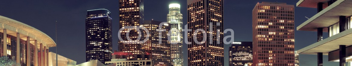 73439046 – United States of America – Los Angeles at night