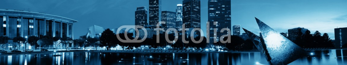 73439562 – United States of America – Los Angeles at night