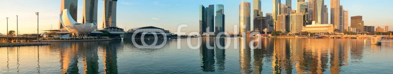 73440121 – United States of America – Singapore skyline