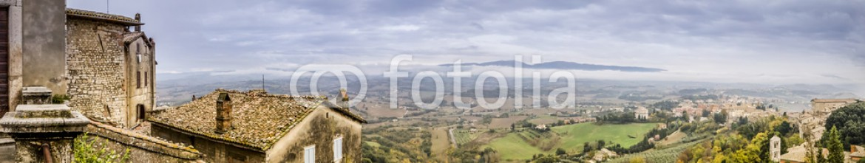 73482449 – Italy – Todi View