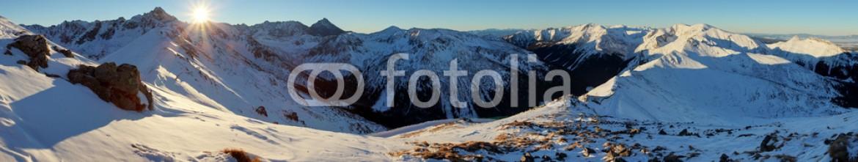 73607362 – Poland – Winter mountain in Poland, Kasprowy