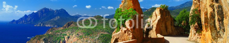 73746598 – Ukraine – scenic roads of Corsica