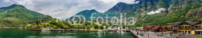 73913365 – Ukraine – Country summer landscape, Norway
