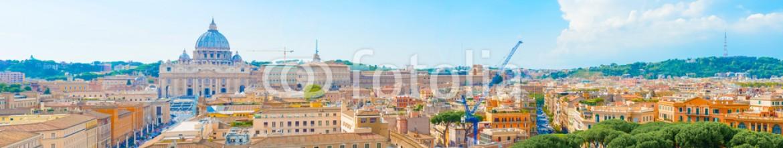 74102497 – Italy – Panorama of Rome, Italy