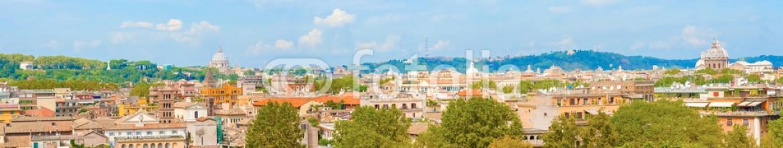 74102895 – Italy – Panorama of Rome, Italy
