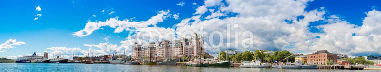 74184409 – Ukraine – Oslo skyline in Norway