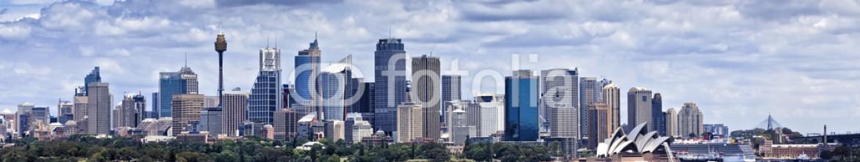 74300026 – Australia – Sydney CBD from Taronga Zoo