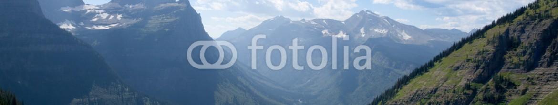 74307286 – United States of America – MT-Glacier National Park-Highline Trail
