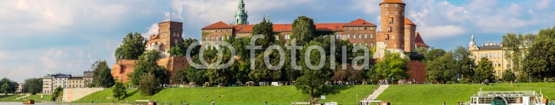 74616793 – Ukraine – Wawel castle in Kracow