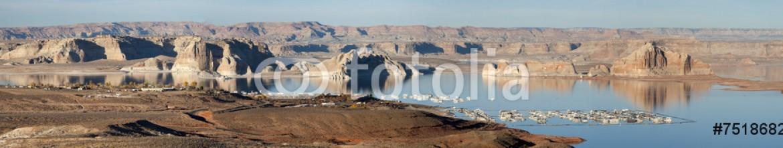 75186829 – United States of America – Lake Powell, Utah