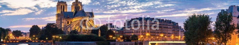 75915432 – Thailand – Paris Notre Dame Panorama